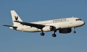 Θρίλερ σε πτήση της Everjets από Θεσσαλονίκη προς Λάρνακα