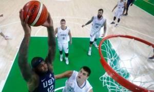 Ρίο 2016: Άνετα το χρυσό οι ΗΠΑ στο μπάσκετ