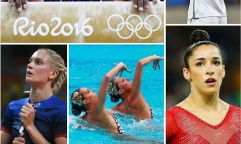 Ολυμπιακοί Αγώνες 2016: Τα πιο εντυπωσιακά χτενίσματα που έχουμε δει μέχρι στιγμής!