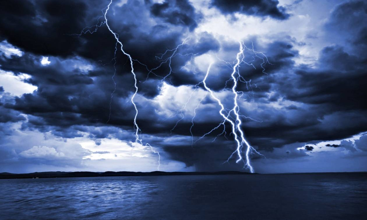 Προσοχή: Έκτακτο δελτίο επιδείνωσης καιρού – Έρχονται καταιγίδες, χαλάζι και ισχυροί άνεμοι