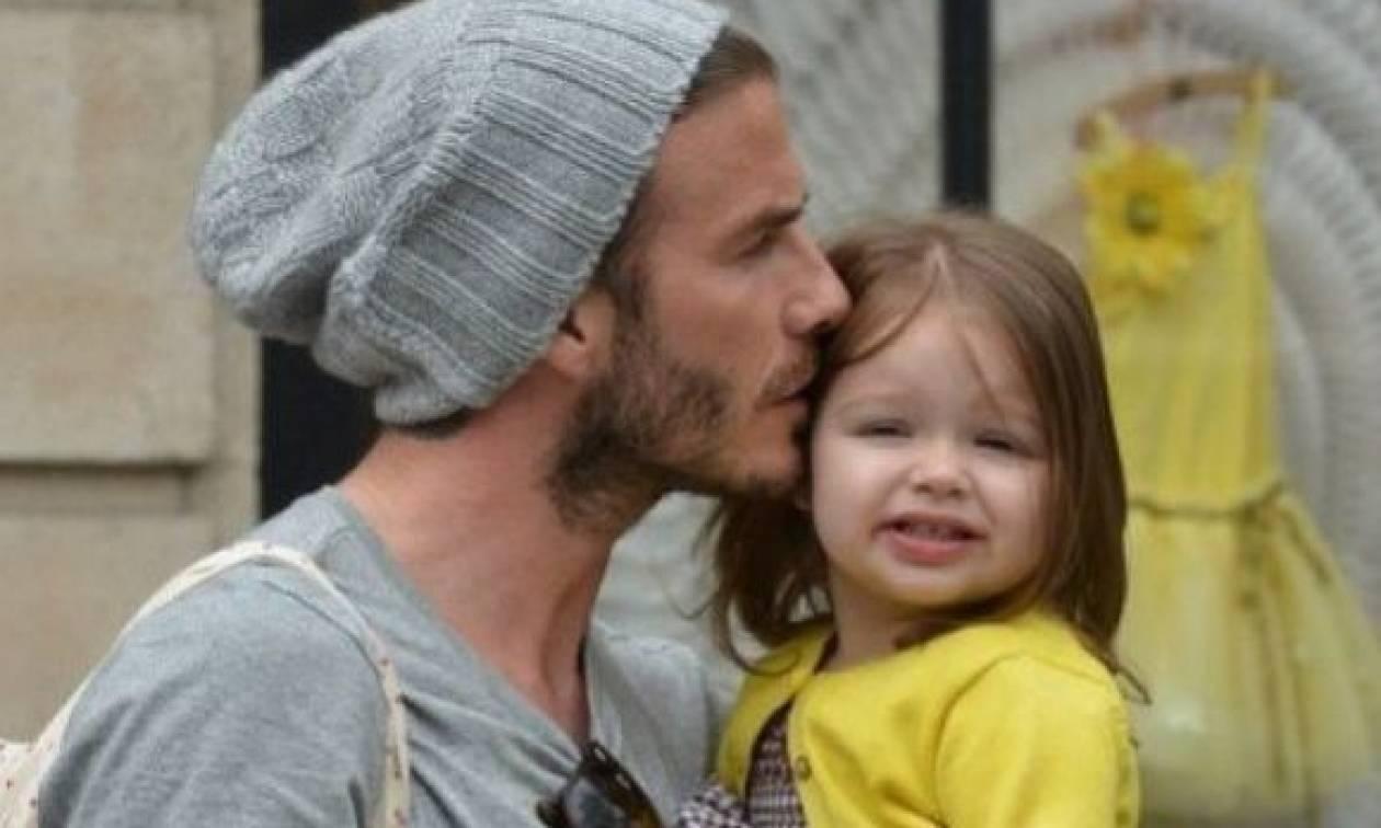 Harper Beckham: Η κόρη του David και της Victoria Beckham μεγάλωσε πολύ (photo)