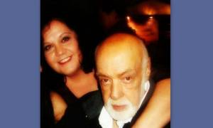 Ανδρέας Μπάρκουλης: Ραγίζει καρδιές το «αντίο» της συζύγου του, Μαίρης