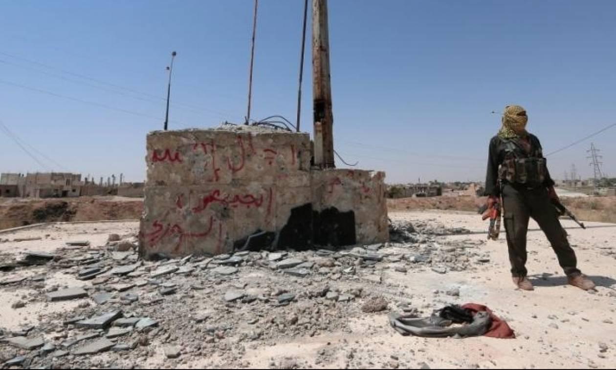 Οι Κούρδοι κερδίζουν έδαφος στη μάχη με τις δυνάμεις του συριακού καθεστώτος