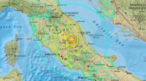 Τρίτος ισχυρός σεισμός 5,9 Ρίχτερ στην Ιταλία σε λιγότερο από μία ώρα