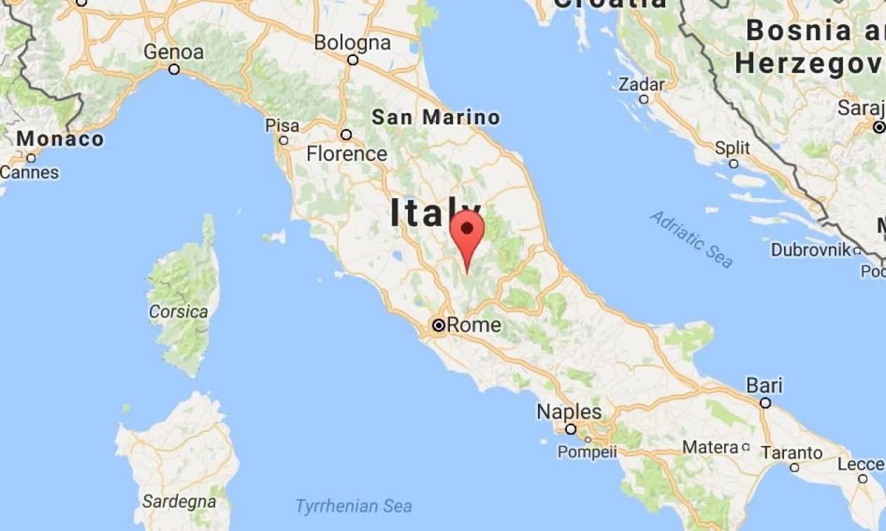 Ισχυροί σεισμοί συγκλονίζουν την κεντρική Ιταλία - Μήνυμα εκπροσώπου του πρωθυπουργού Ματέο Ρέντσι