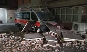 Σεισμός στην Ιταλία: Μεγάλο μέρος του χωριού Αματρίτσε δεν υπάρχει πια
