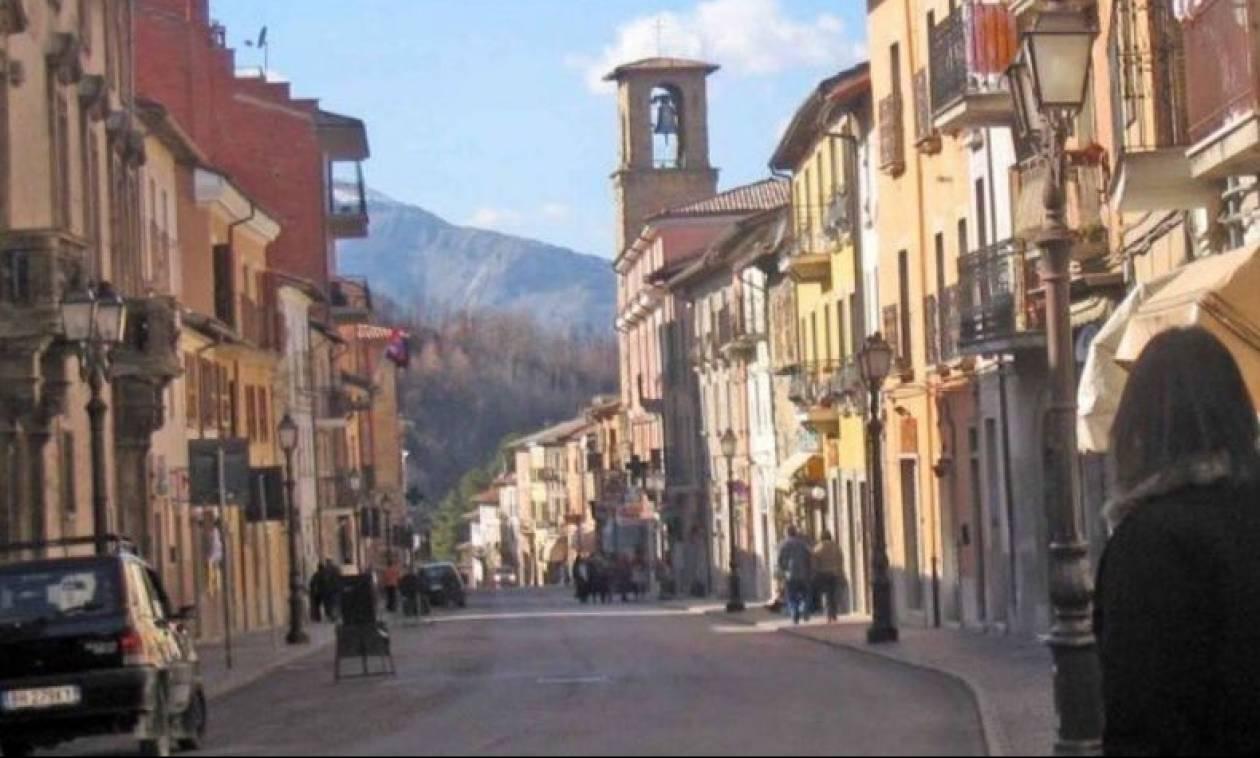 Σεισμός στην Ιταλία - Τρομερές εικόνες: Πώς ήταν και πώς έγινε το χωριό Αματρίτσε
