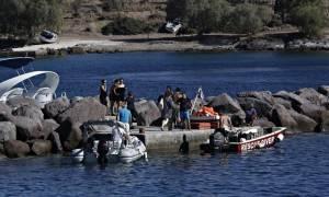 Τραγωδία στην Αίγινα: Νέο συγκλονιστικό βίντεο - ντοκουμέντο μέσα από το ταχύπλοο