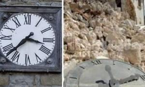 Ο φονικός σεισμός «πάγωσε» το χρόνο στο Αματρίτσε, το λίκνο της ιταλικής γαστρονομίας (video+pics)