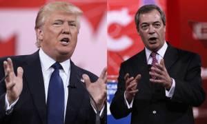Προεδρικές εκλογές ΗΠΑ:  Ο Φάρατζ θα μιλήσει σε προεκλογική συγκέντρωση του Τραμπ