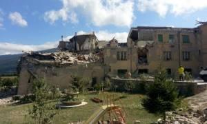 Σεισμός Ιταλία: Συγκλονιστικό βίντεο – Η στιγμή που «χτυπά» ο Εγκέλαδος