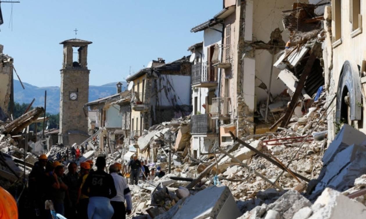 Украинцы впроцессе землетрясения вИталии непострадали— МИД