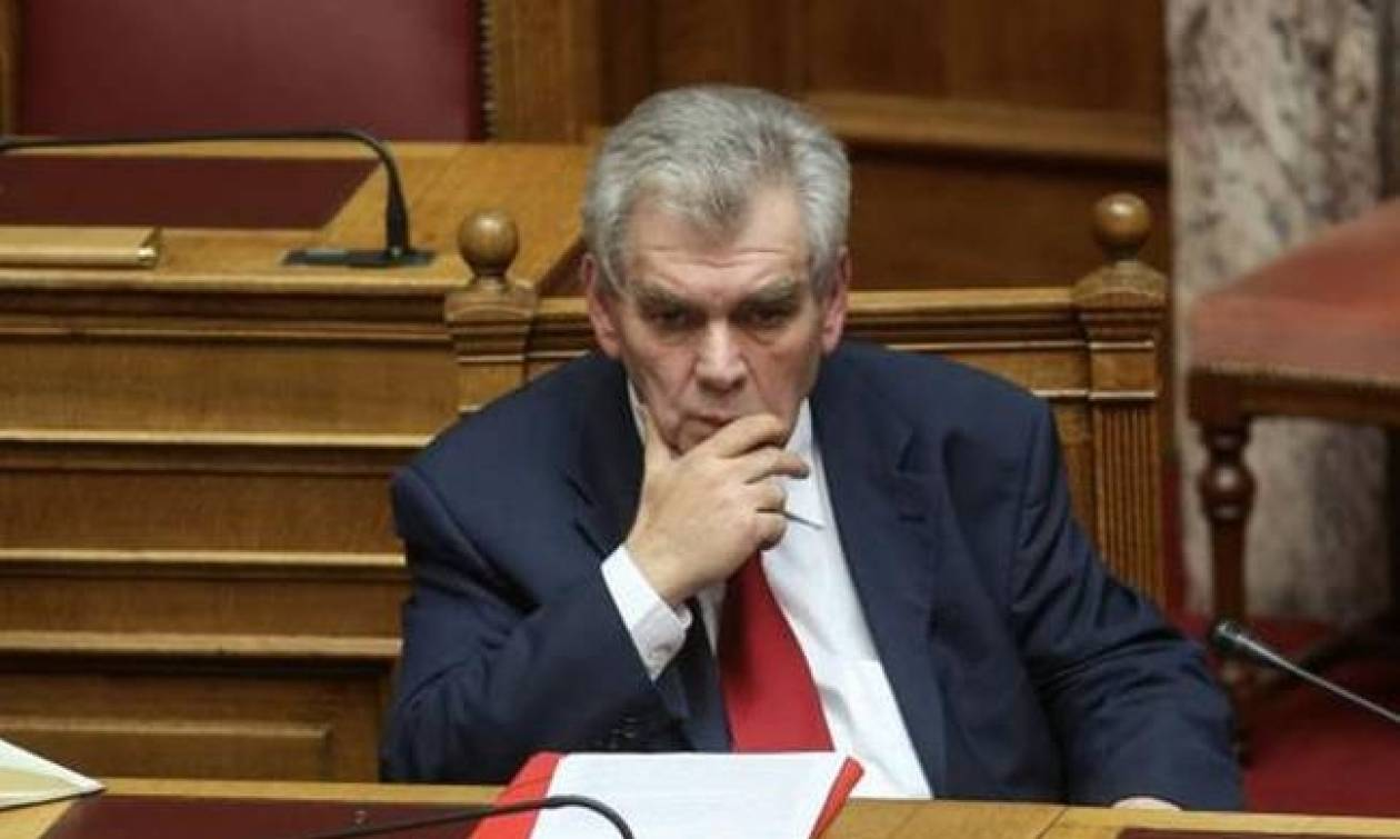 Παπαγγελόπουλος για υπόθεση Γεωργίου: Η Κομισιόν παραβιάζει ευθέως το Σύνταγμα