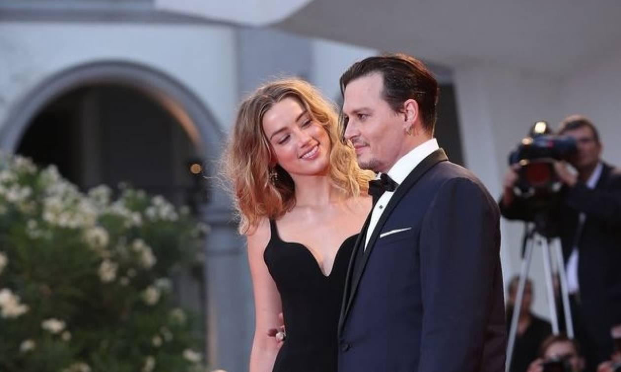 Νέο σκάνδαλο για το γάμο της Amber Heard και του Johnny Depp. Θα έχουμε ανατροπές;