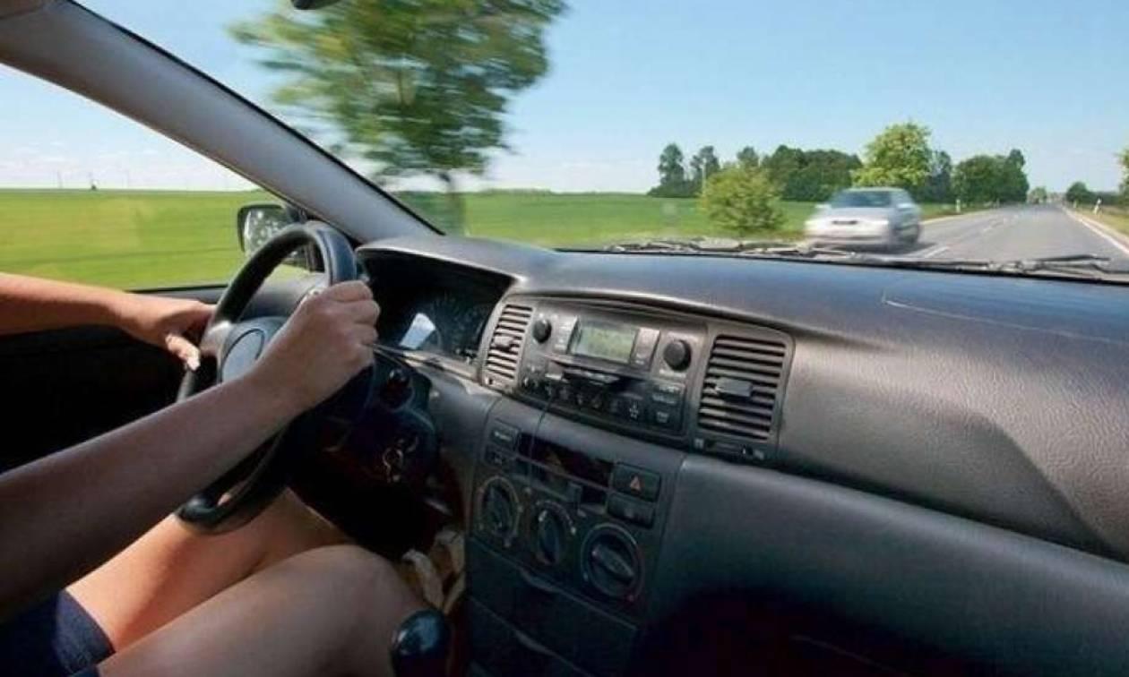 Κρήτη: Αυτή είναι η εικόνα που έκανε τους οδηγούς να... φρενάρουν απότομα (pic)