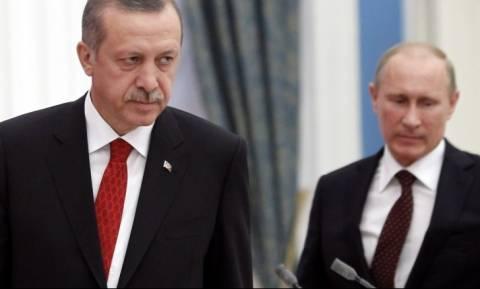 Συμφωνία Πούτιν - Ερντογάν για την ανθρωπιστική βοήθεια στο Χαλέπι