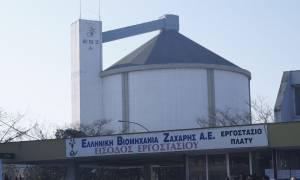 Πράσινο φως στο σχέδιο διάσωσης της Ελληνικής Βιομηχανίας Ζάχαρης