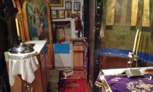 Ιωάννινα: Ιερόσυλοι βεβήλωσαν ναό για δεύτερη φορά μέσα σε ένα μήνα