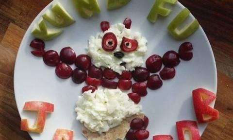 Τα απίθανα πιάτα μιας μαμάς για να φάει ο γιος της λαχανικά!