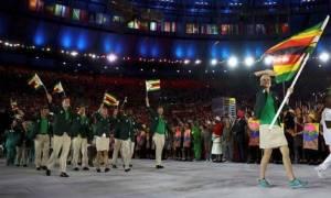 Αν είναι δυνατόν... Συνέλαβαν όλη την Ολυμπιακή ομάδα της Ζιμπάμπουε