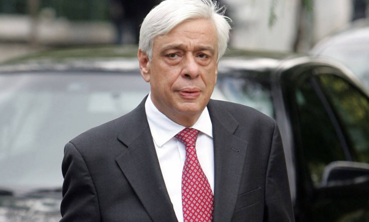 Ο Προκόπης Παυλόπουλος τίμησε τον ήρωα αστυνομικό Ηλία Κωστένη