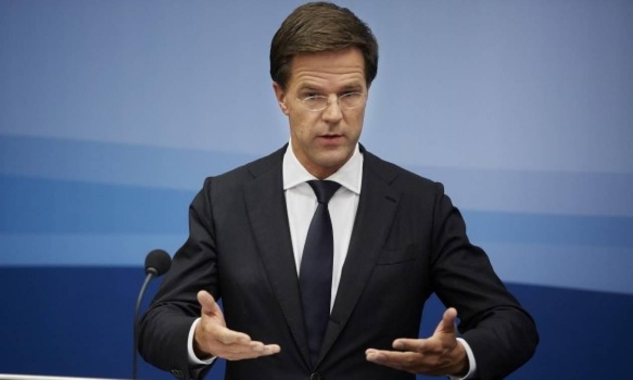 Ολλανδία: Ο Ρούτε θα διεκδικήσει τρίτη συναπτή θητεία στις εκλογές