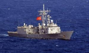 Κυπριακά διαβήματα για παρενόχληση κυπριακού πλοίου από τουρκική φρεγάτα