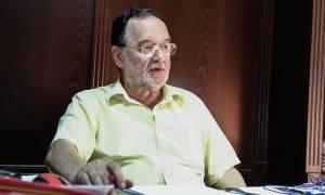 Λαφαζάνης: Οι δυνάμεις του Μνημονίου απέτυχαν και οδηγούν τη χώρα στην καταστροφή