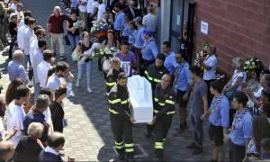 Σεισμός Ιταλία: Ραγίζει καρδιές το γράμμα διασώστη στην 9χρονη Τζούλια