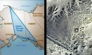 Στο «Τρίγωνο των Βερμούδων» της Αλάσκας οι αρχαιότερες πυραμίδες! (pics&vid)