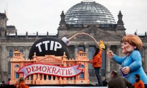 Οι διαπραγματεύσεις για τη συμφωνία ελεύθερου εμπορίου μεταξύ ΕΕ- ΗΠΑ (TTIP) απέτυχαν