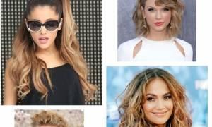 Όπως δεν τις έχεις ξαναδεί: 10 stars μας δείχνουν το φυσικό τους hairlook!