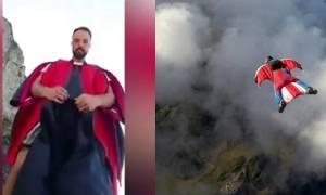 Βίντεο σοκ: Μετέδωσε ζωντανά το θάνατό του!