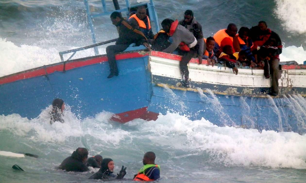 Ιταλία: 6.500 μετανάστες διασώθηκαν σε μία μόλις ημέρα