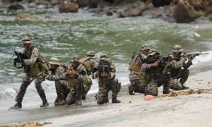 Φιλιππίνες: Δώδεκα στρατιωτικοί νεκροί σε μάχες στη ζούγκλα με τζιχαντιστές