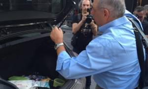 Τηλεοπτικές άδειες: Στη Γενική Γραμματεία Ενημέρωσης ο εκπρόσωπος του Star