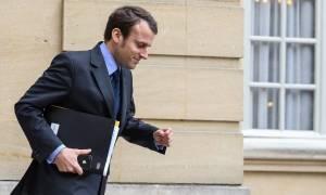 Γαλλία: Προς παραίτηση ο υπουργός Οικονομίας Μακρόν