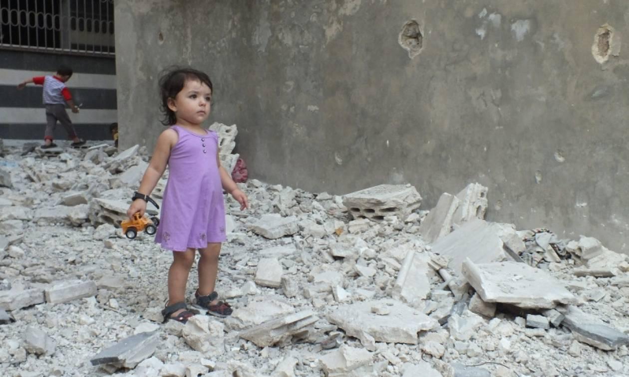 ΟΗΕ: Μάχη Βρετανίας και Γαλλίας κατά Ρωσίας και Κίνας για τις επιθέσεις με χημικά όπλα στη Συρία