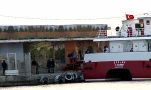 Οκτώ Σύριoι πρόσφυγες επαναπροωθούνται στην Τουρκία