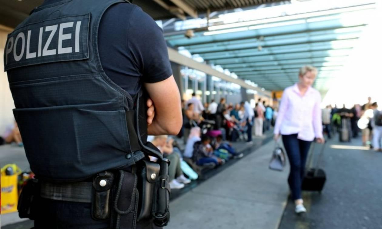 Φραγκφούρτη: Σε «παρανόηση» αποδίδεται η εκκένωση του αεροδρομίου (pics)