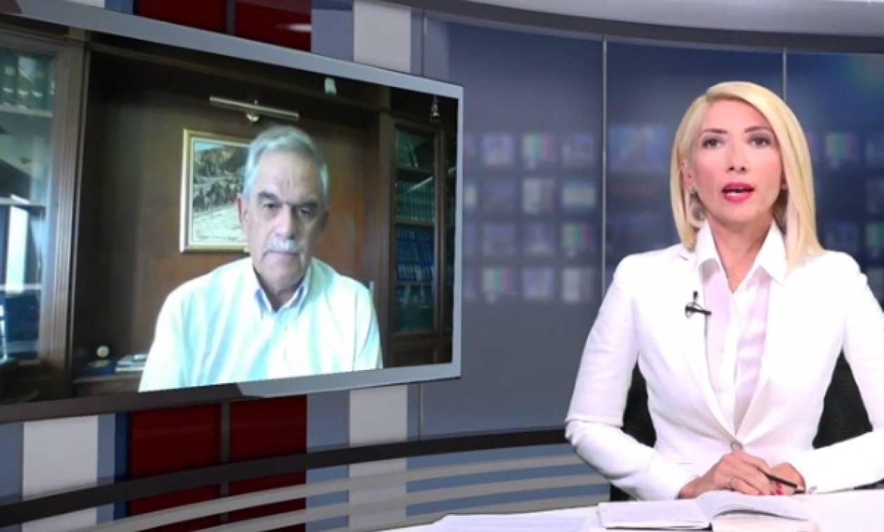 Ν. Τόσκας στο CNN Greece: «Υποκριτές ΝΔ και ΠΑΣΟΚ για τα Εξάρχεια»