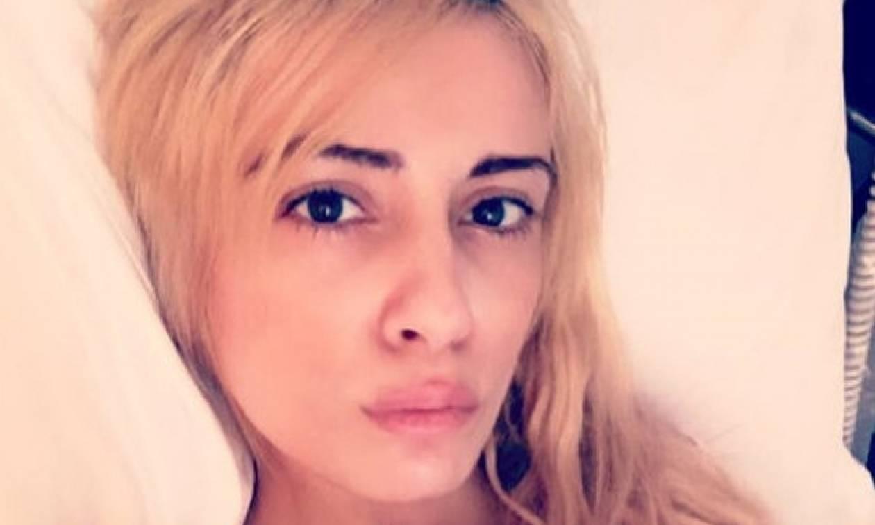 Μίνα Αρναούτη: Η νέα φωτογραφία και η αλλαγή στο look της