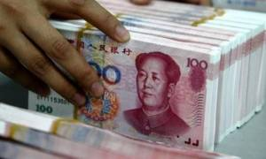 Κίνα: Η συναλλαγματική ισοτιμία του γουάν, τον Αύγουστο