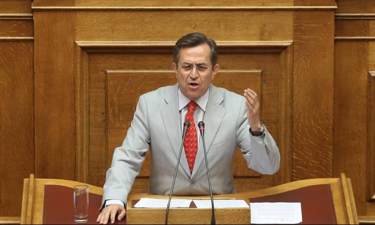 Τηλεοπτικές άδειες - Νικολόπουλος: Οι βαρόνοι των ΜΜΕ δεν συναισθάνονται την δεινή θέση τους