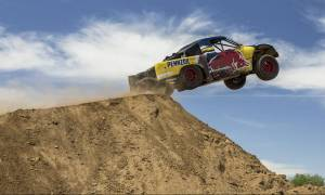 Μπορεί ένα αυτοκίνητο να κάνει άλμα σχεδόν 116 μέτρων;