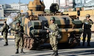 Τουρκία: Χωρίς τέλος οι εκκαθαρίσεις υπόπτων - Απαλλάχθηκαν 8.000 στελέχη των υπηρεσιών ασφαλείας