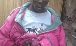 Κενυάτης 20 ετών δεν μπορεί να κάνει σεξ λόγω... (Photo)