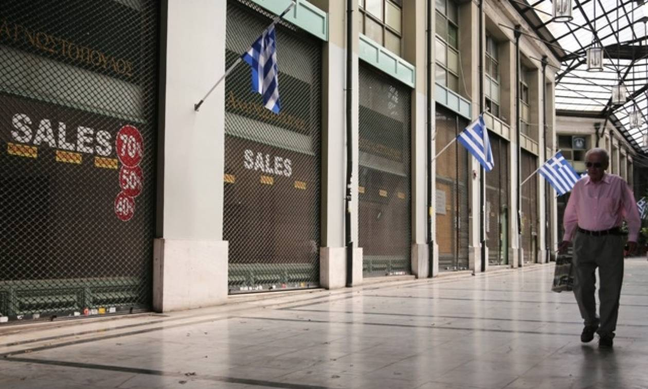 Στοιχεία - σοκ για την ελληνική οικονομία: Η απόλυτη ασφυξία, η κρίση βαθαίνει