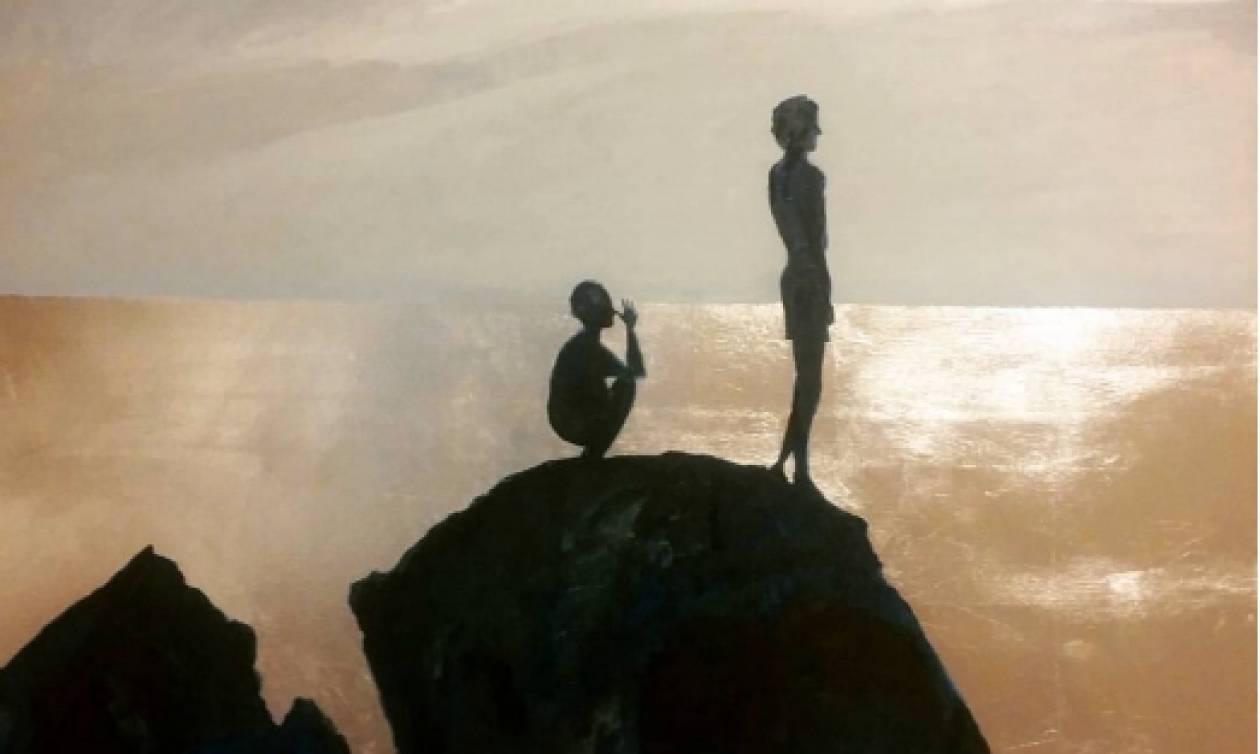 Ο Νεκτάριος Αποσπόρης υμνεί τη θάλασσα, τη στεριά, τον ουρανό και τον άνθρωπο στην Πάρο!