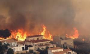 Ισπανία: Η Βαλένθια φλέγεται - 1400 άτομα απομακρύνθηκαν από τουριστικά θέρετρα (pic)